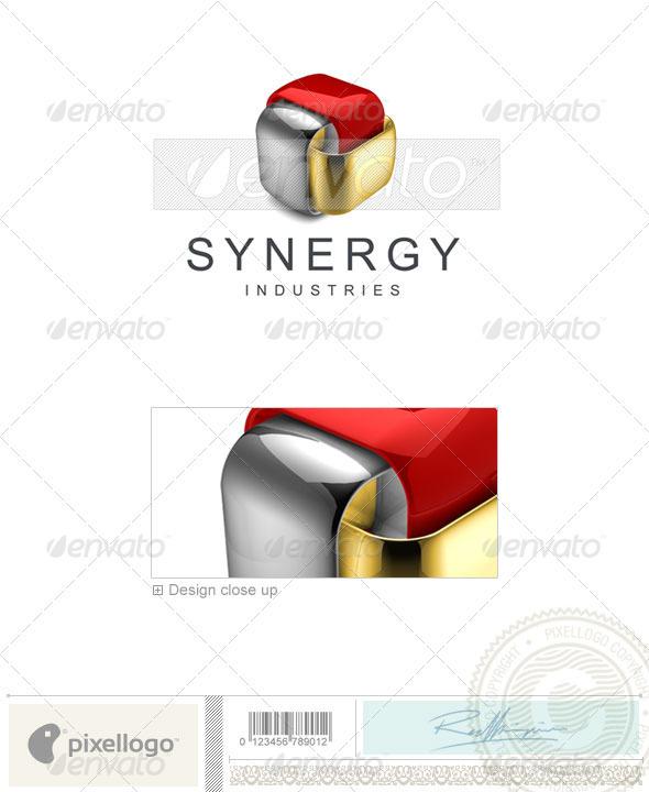 Technology Logo – 3D-374