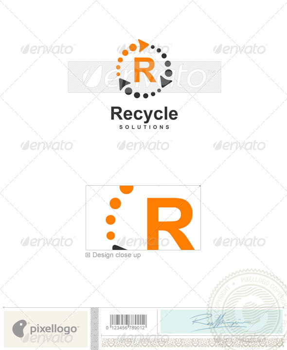 Communications Logo - 554 - Letters Logo Templates