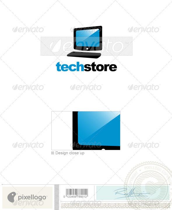 Technology Logo - 293