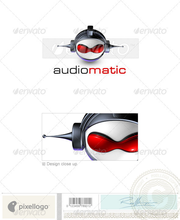 Activities & Leisure Logo - 3D-428 - 3d Abstract