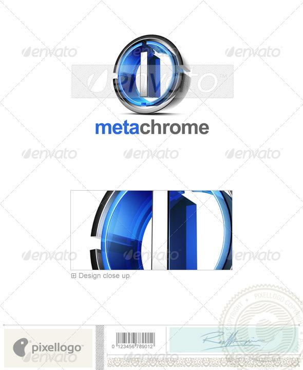 GraphicRiver I Logo 3D-476-I 496715