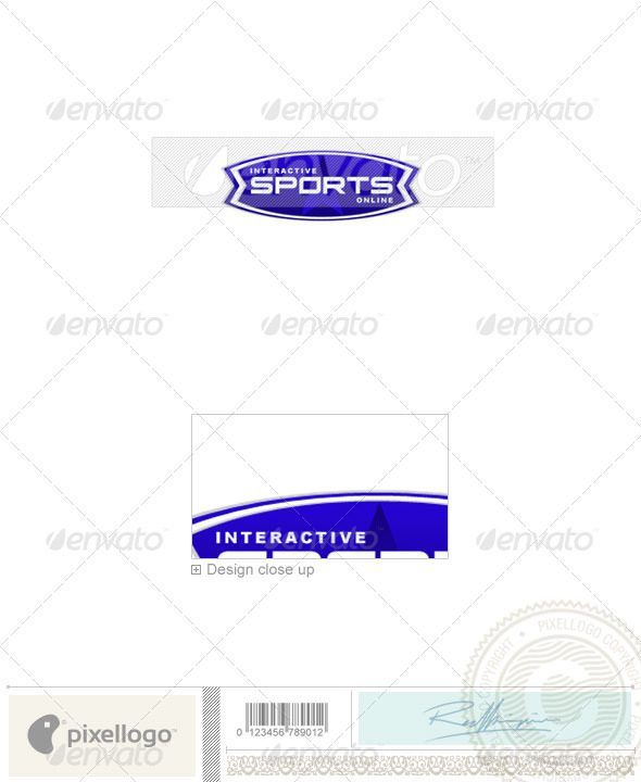 Activities & Leisure Logo - 643 - Objects Logo Templates