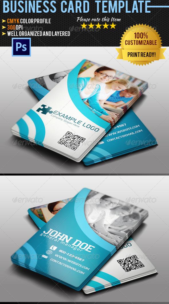 GraphicRiver Multipurpose Business Card Vol.3 4763029