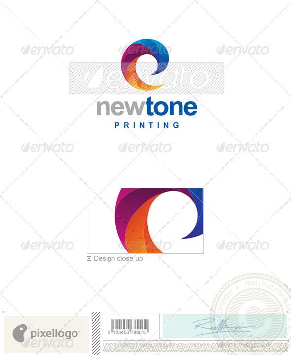 Print & Design Logo 2097