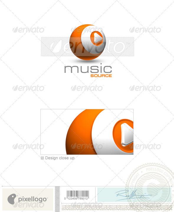 Activities & Leisure Logo 3D-245