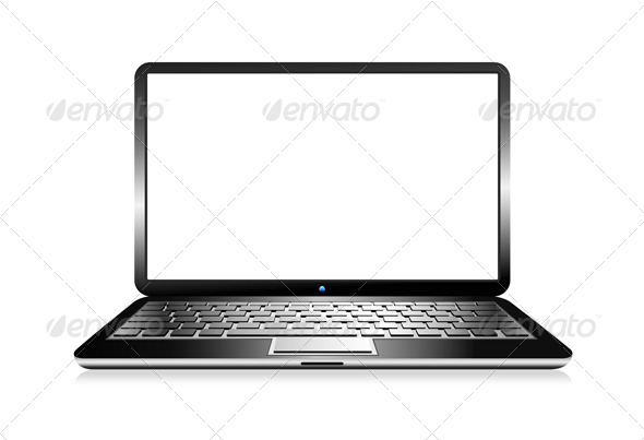 GraphicRiver Laptop Computer 4763124