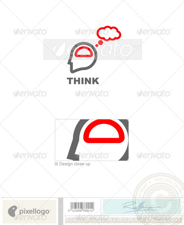 GraphicRiver Industry & Science Logo 5 496768