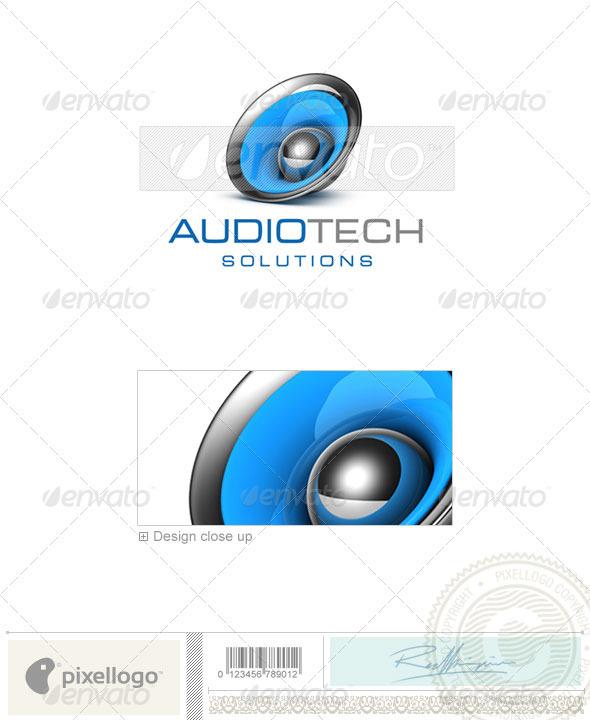 GraphicRiver Activities & Leisure Logo 3D-436 496779