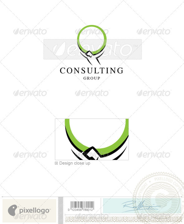 GraphicRiver Business & Finance Logo 692 496781