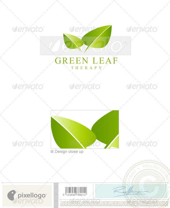 GraphicRiver Nature & Animals Logo 1394 496788