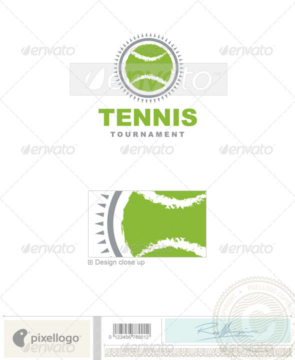 Activities & Leisure Logo - 312 - Objects Logo Templates