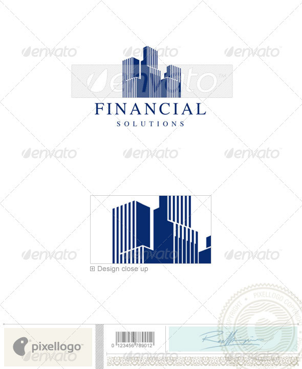 GraphicRiver Home & Office Logo 102 496874