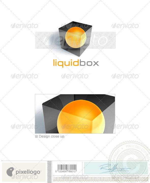 Technology Logo - 3D-190