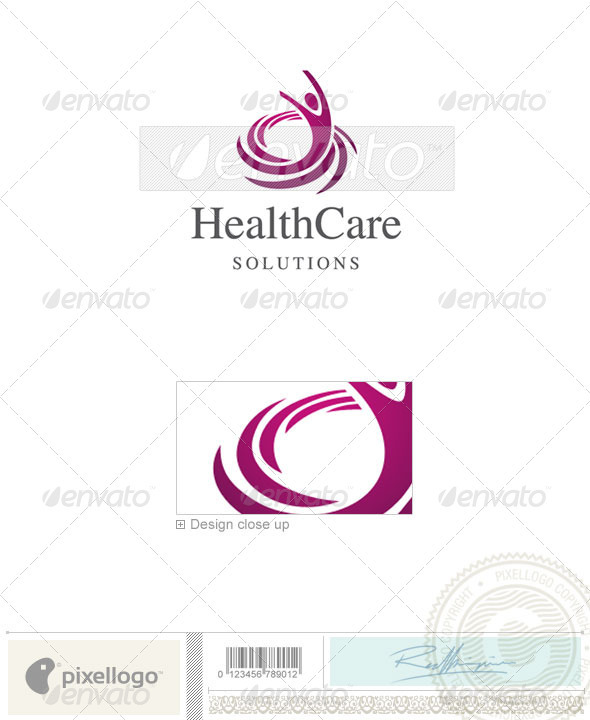 GraphicRiver Industry & Science Logo 2138 496899