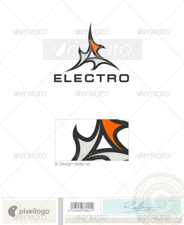 GraphicRiver Activities & Leisure Logo 221 496903