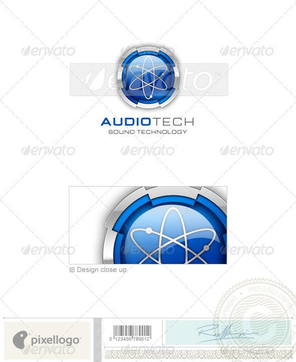 Technology Logo – 3D-95