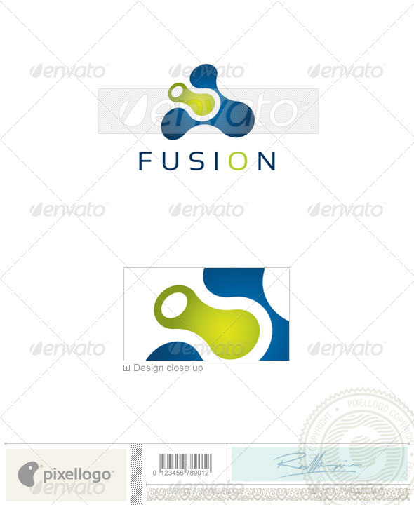 GraphicRiver Abstract Logo 2197 496913