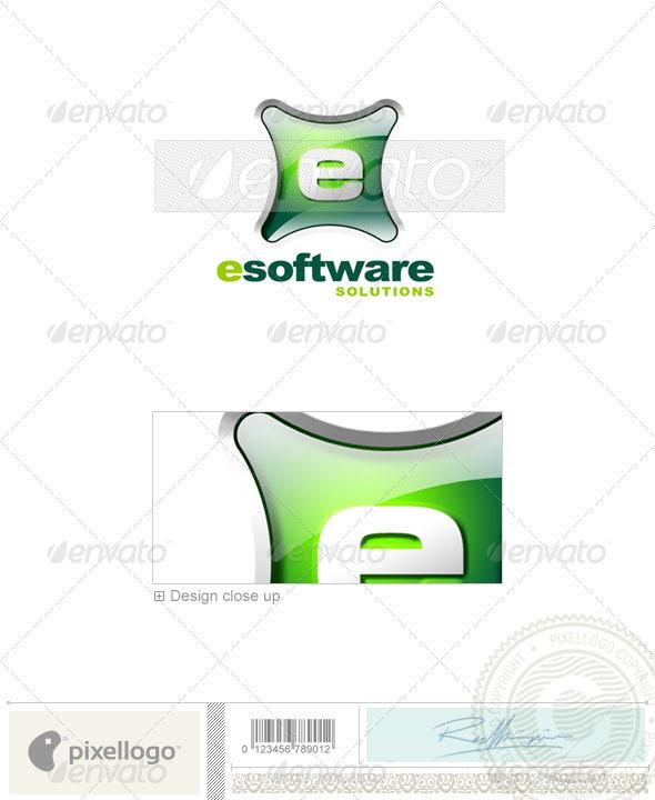Technology Logo - 3D-114