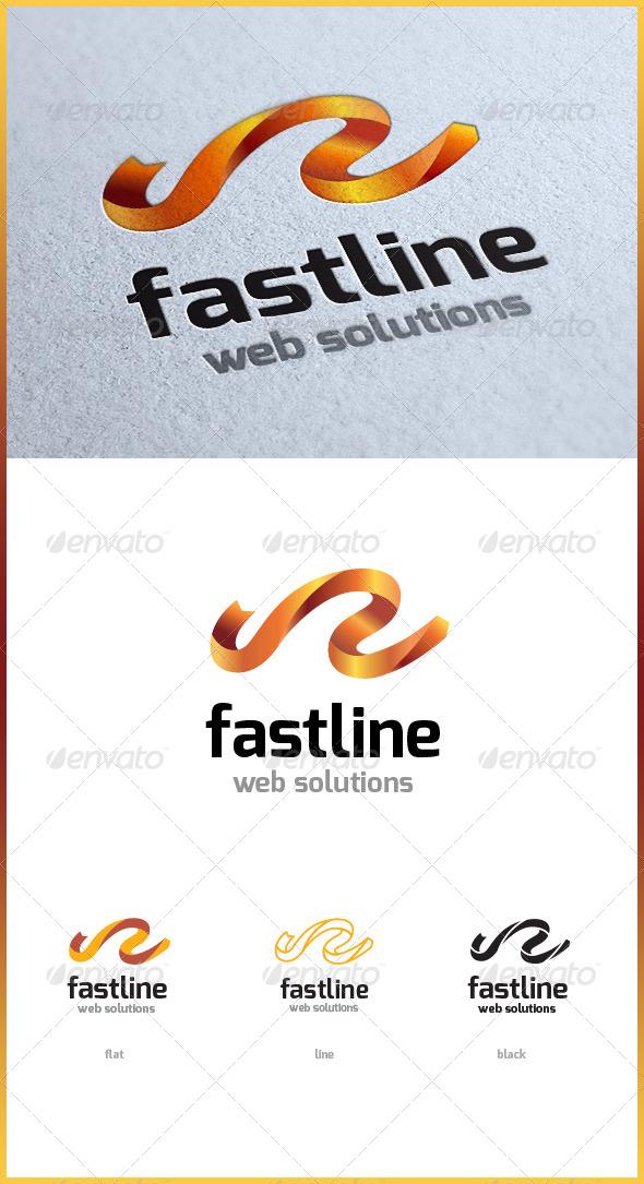 GraphicRiver Fast line 4756017