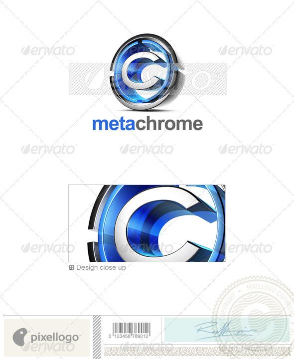 GraphicRiver C Logo 3D-476-C 496929