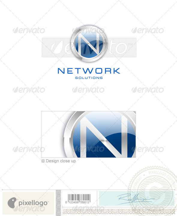 Business & Finance Logo 3D-47