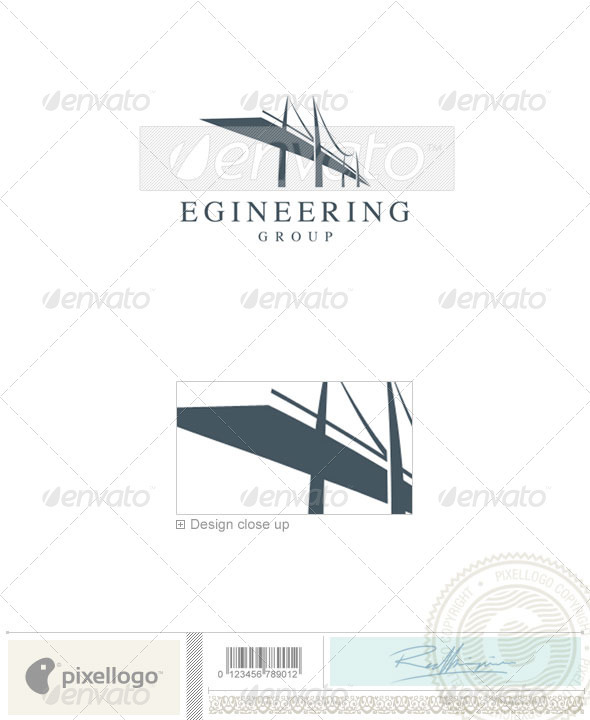 Business & Finance Logo - 545 - Buildings Logo Templates