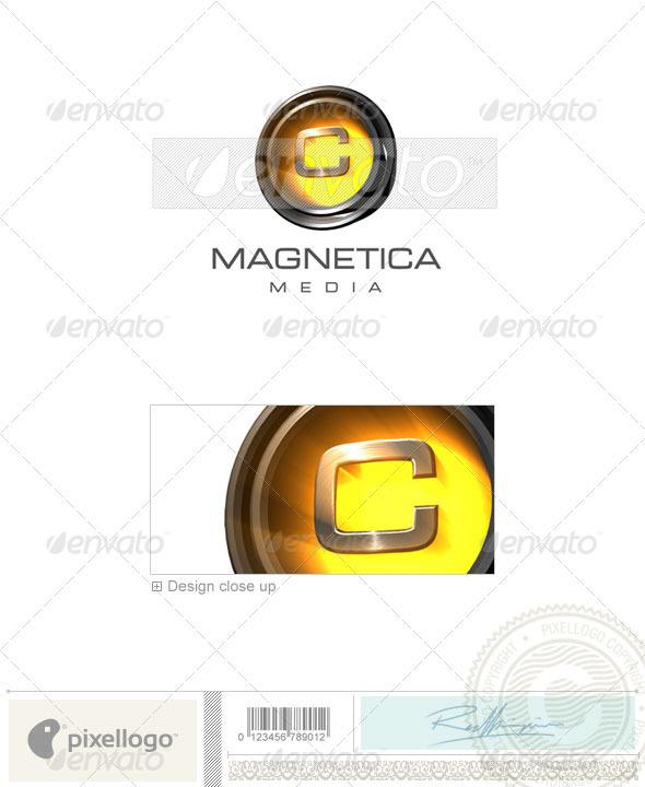 C Logo 3D-238-C
