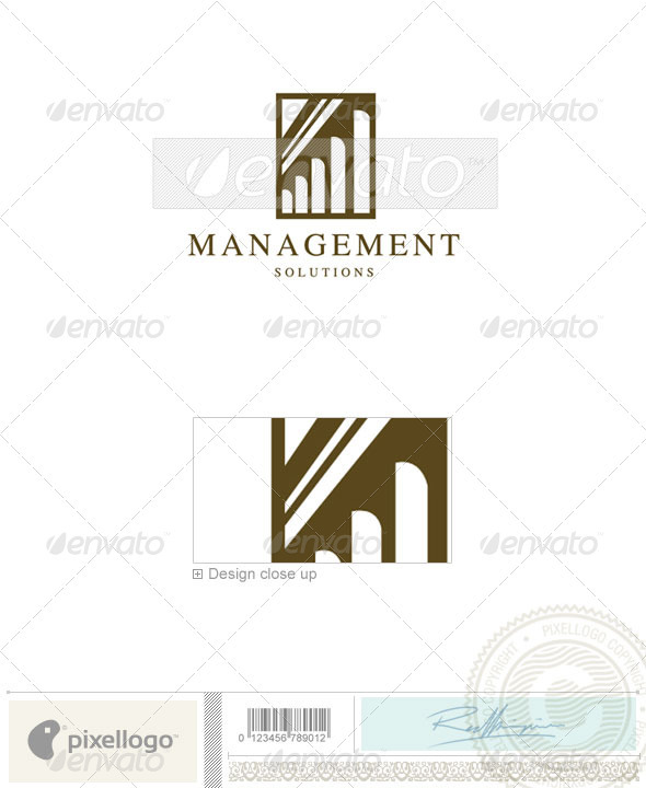 Business & Finance Logo - 651 - Buildings Logo Templates