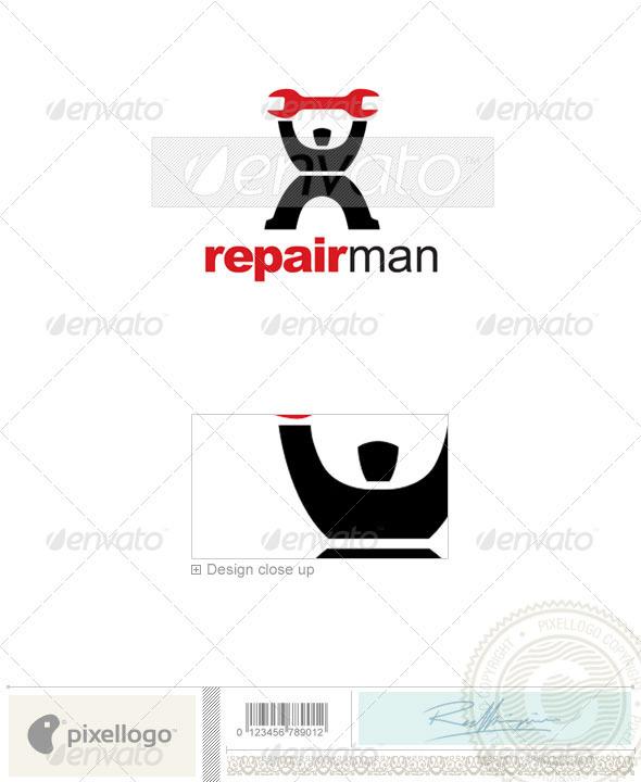 GraphicRiver Home & Office Logo 2193 497017