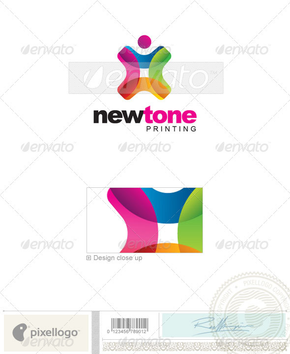 Design Templates Abstract Logos From GraphicRiver Page 8