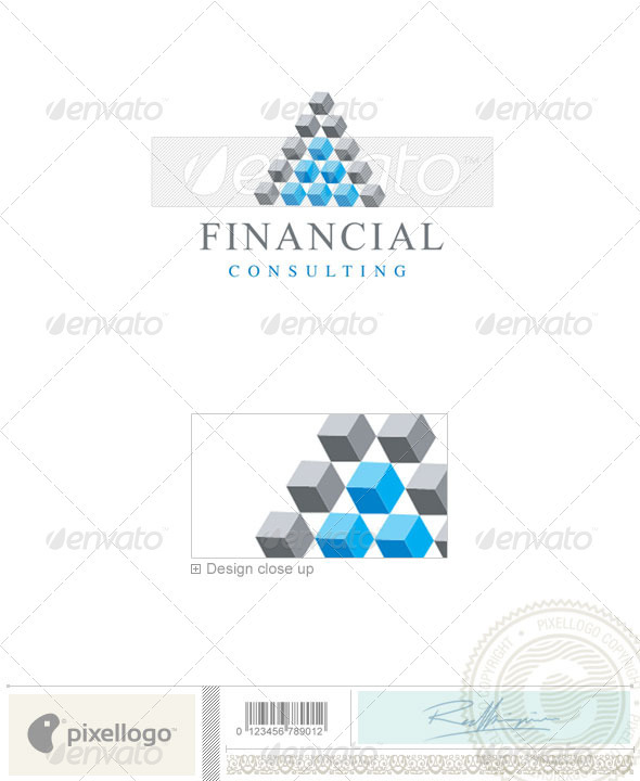 Business & Finance Logo 301
