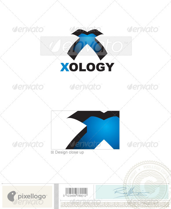 GraphicRiver Technology Logo 233 497056