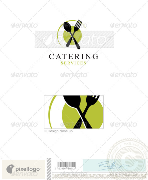 Activities & Leisure Logo - 2009 - Food Logo Templates