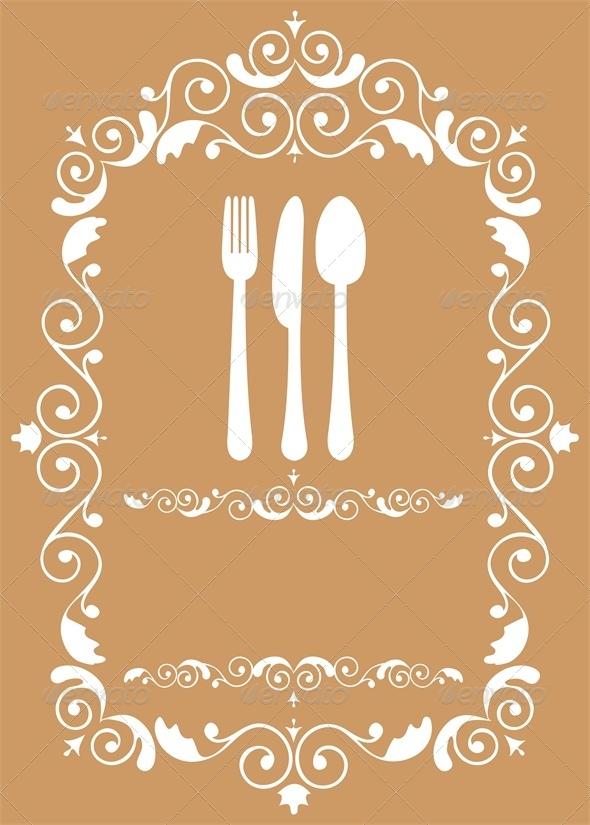 GraphicRiver Template of Restaurant Menu 4764285