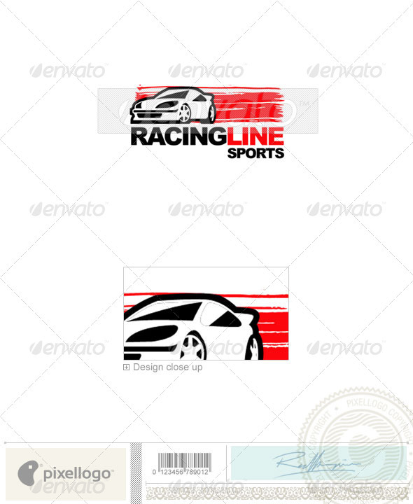 GraphicRiver Transport Logo 224 497096