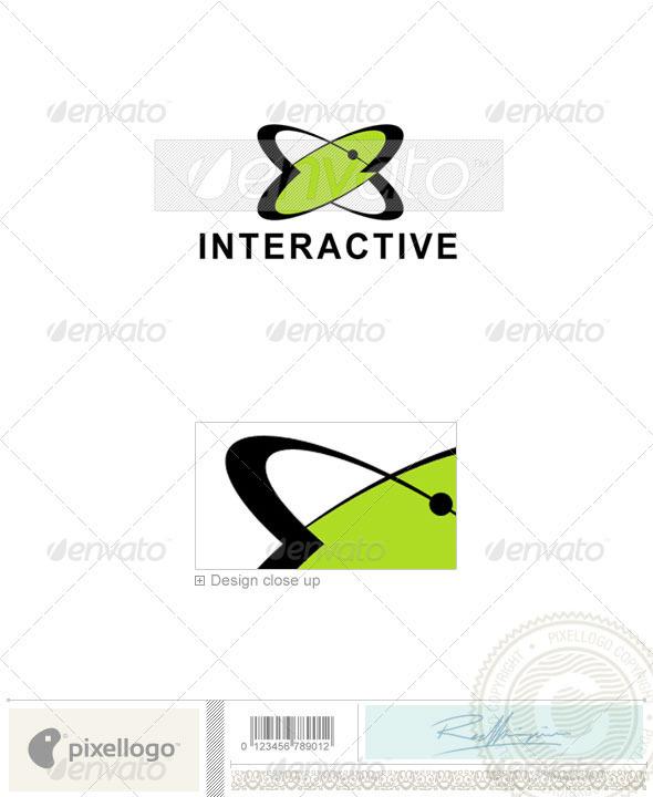 GraphicRiver Communications Logo 602 497117