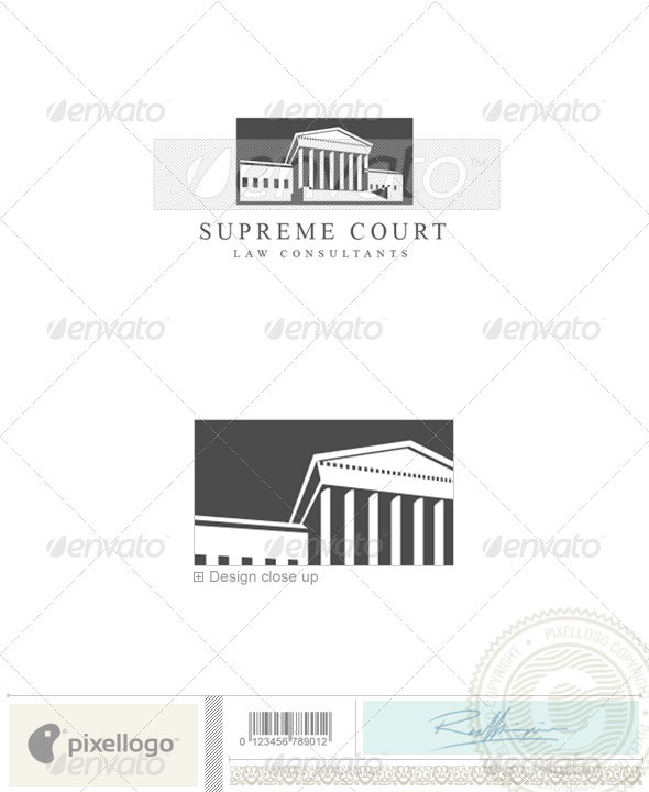 Business & Finance Logo - 1471 - Buildings Logo Templates
