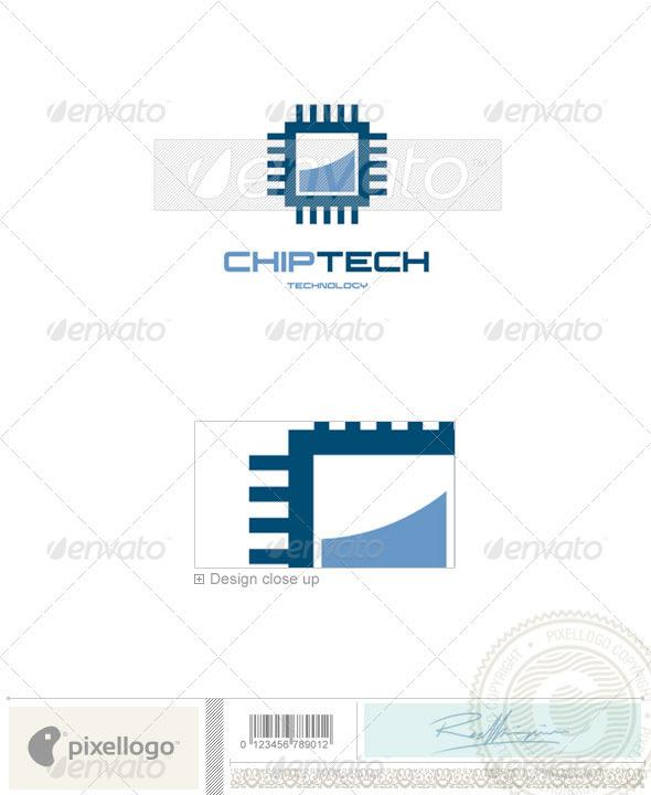 Technology Logo - 353