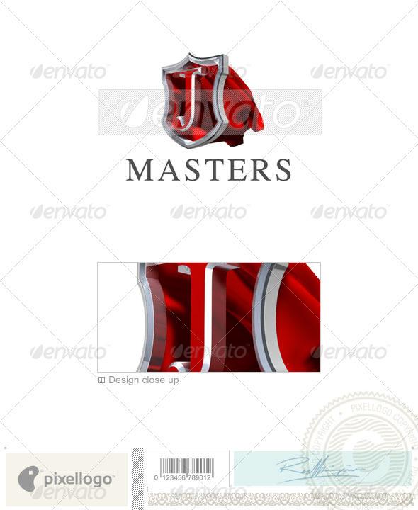 GraphicRiver J Logo 3D-259-J 497141