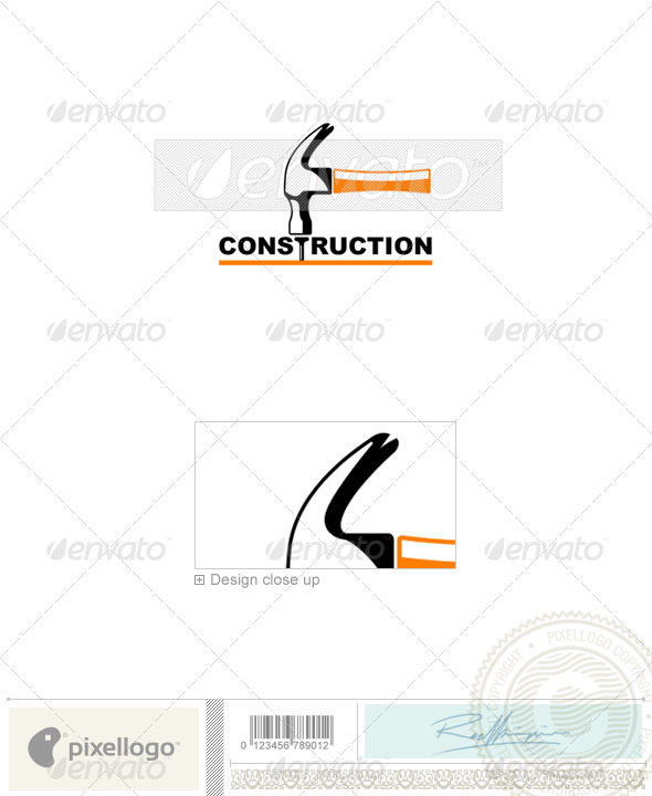 Home & Office Logo - 588 - Objects Logo Templates