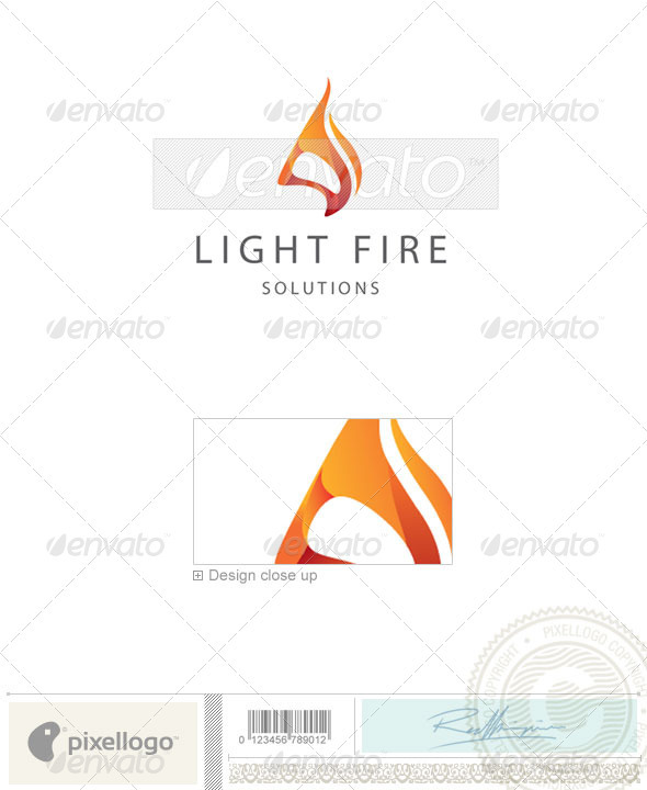 GraphicRiver Industry & Science Logo 2049 497181