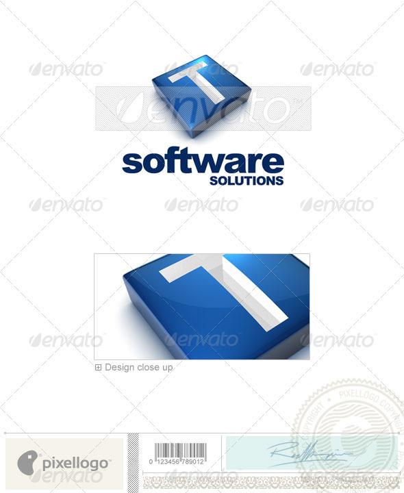 T Logo 3D-644-T