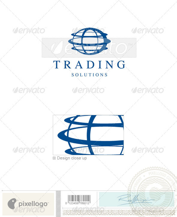 Communications Logo - 136 - Vector Abstract