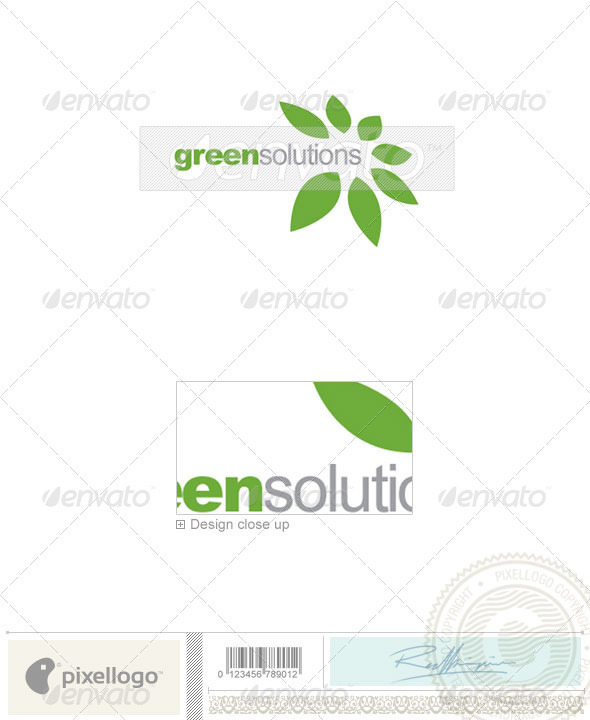 GraphicRiver Nature & Animals Logo 2168 497241