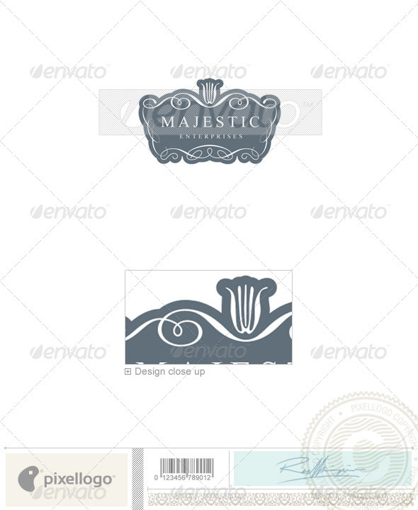 GraphicRiver Activities & Leisure Logo 1132 497252