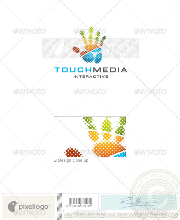Activities & Leisure Logo - 1794 - Humans Logo Templates