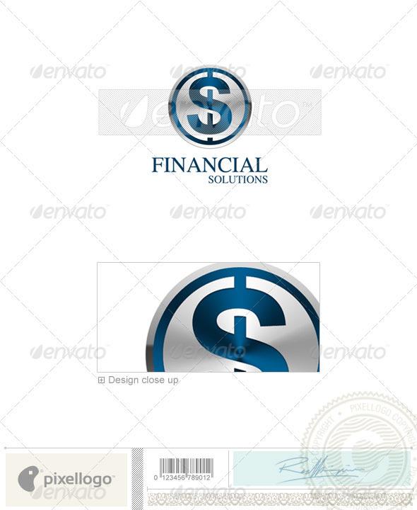 Business & Finance Logo 3D-73
