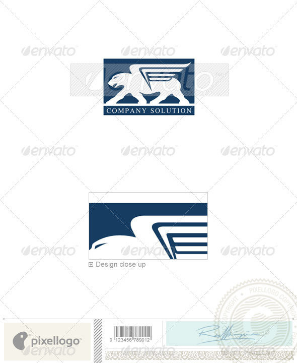 Nature & Animals Logo 586