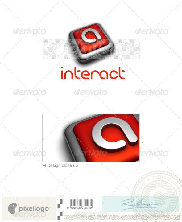 Technology Logo - 3D-197
