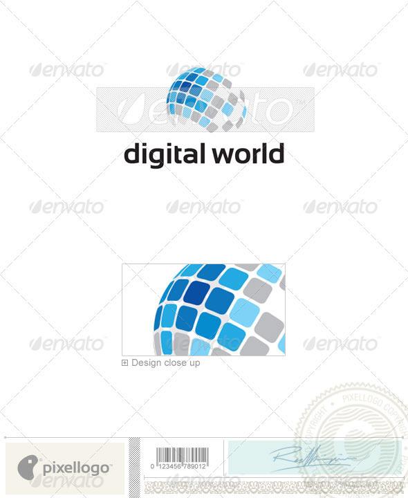 Technology Logo - 2169